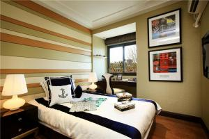 小清新主卧室装修设计
