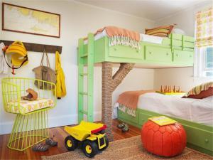 创意双人儿童房