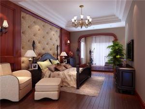 新古典小户型卧室装修图片