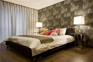 温馨欧式卧室装修图片