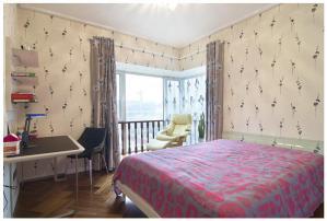 时尚小卧室装修案例图片