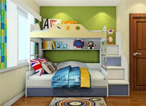 儿童家具上下床组合