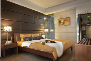 家居主卧室装修设计