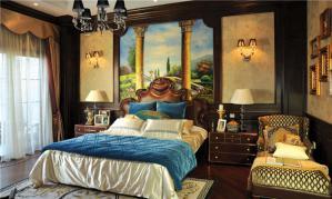美式卧室装修设计图片