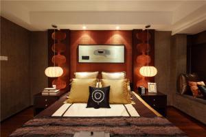 热门欧式卧室装修图片