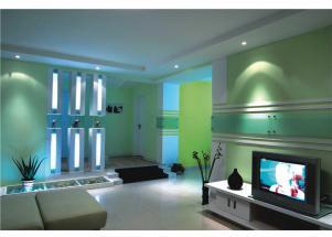 公寓创意电视柜图片