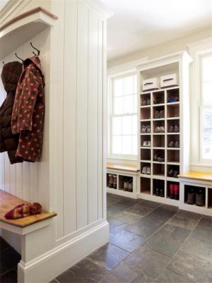 小户型门厅鞋柜图片