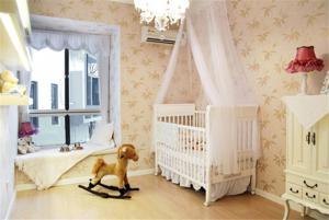 高清美式儿童房图片