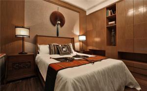 家居小卧室装修案例图片