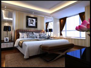 欧式小户型卧室装修