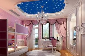 卧室上下床装修效果图欣赏