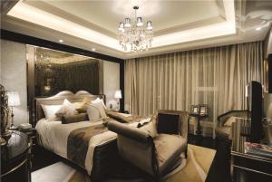 温馨飘窗卧室设计图片