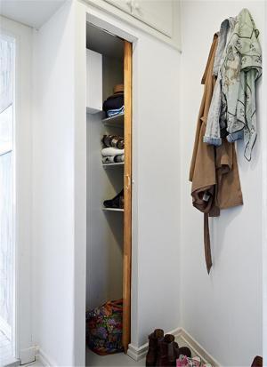 客厅鞋柜定制