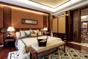 欧式卧室装修设计图片