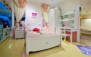 儿童房装修实例样板间