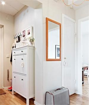 门厅鞋柜效果图欣赏