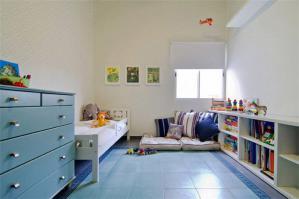 简约风格儿童房家具