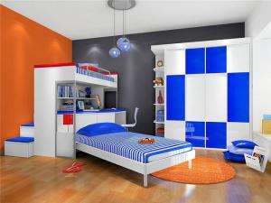 整屋家具定做上下床