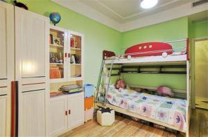 家居小户型上下床装修