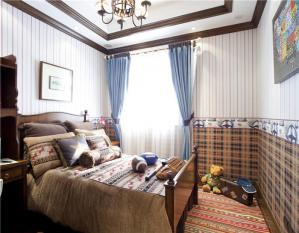 家居欧式卧室装修图片