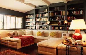 家居书柜效果图大全2015款