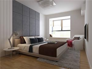 公寓小户型卧室装修图片