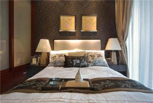 小清新小卧室装修案例图片