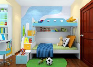 儿童家具上下床定制