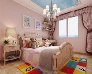 美式儿童房设计与装修