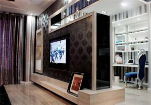 简约现代电视柜图片