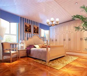 古典美式儿童房