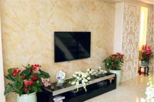 背景墙电视柜搭配