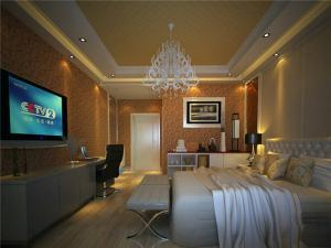 现代小户型卧室装修