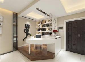 时尚风格创意书柜