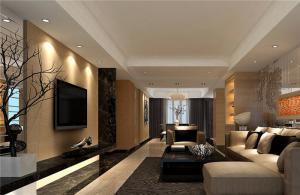 家装现代电视柜