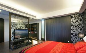 公寓美式电视柜图片