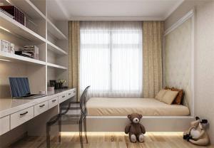 现代风格榻榻米儿童房