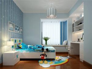 精致儿童房设计与装修
