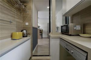 简约小厨房橱柜