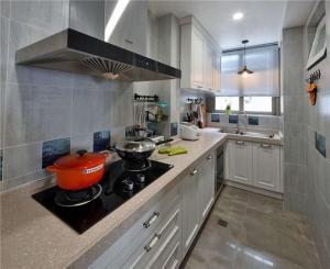 小厨房橱柜装修案例