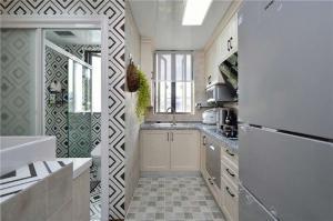小厨房橱柜家具设计