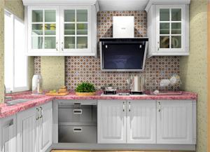 田园风格整体厨房橱柜