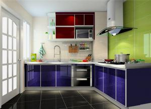 家装整体厨房橱柜