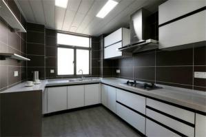 厨房瓷砖厨柜