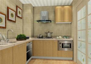 厨房整体橱柜样式