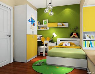 首页-美居-儿童房装修效果图